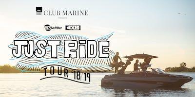 Malibu & Axis Boats Just Ride Tour - Mildura - Wake Workshop