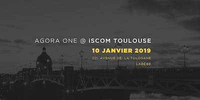 AGORA ONE @ ISCOM TOULOUSE