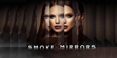 Smoke and Mirrors Eyeshadow Academy