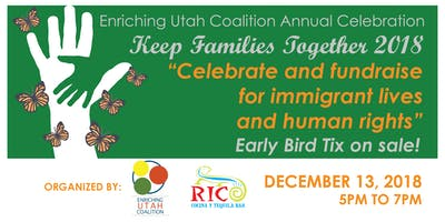 Keep Families Together 2018: Enriching Utah 2nd Annual Holiday Celebration