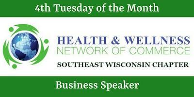 Health & Wellness Network B2B/B2C Semi-Monthly Educational Event