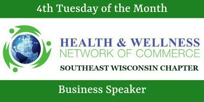 Health & Wellness Network B2B/B2C Semi-Monthly Educational Event