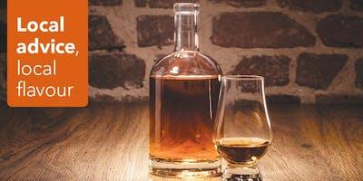 Local Advice, Local Flavour: Scotch Tasting