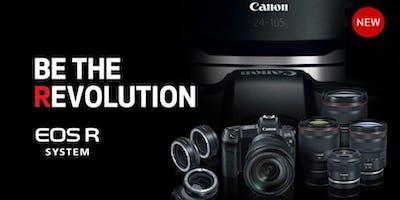 Bendigo Camera House - EOS R Launch Event