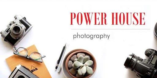 Photography Training:  July 20, 2019