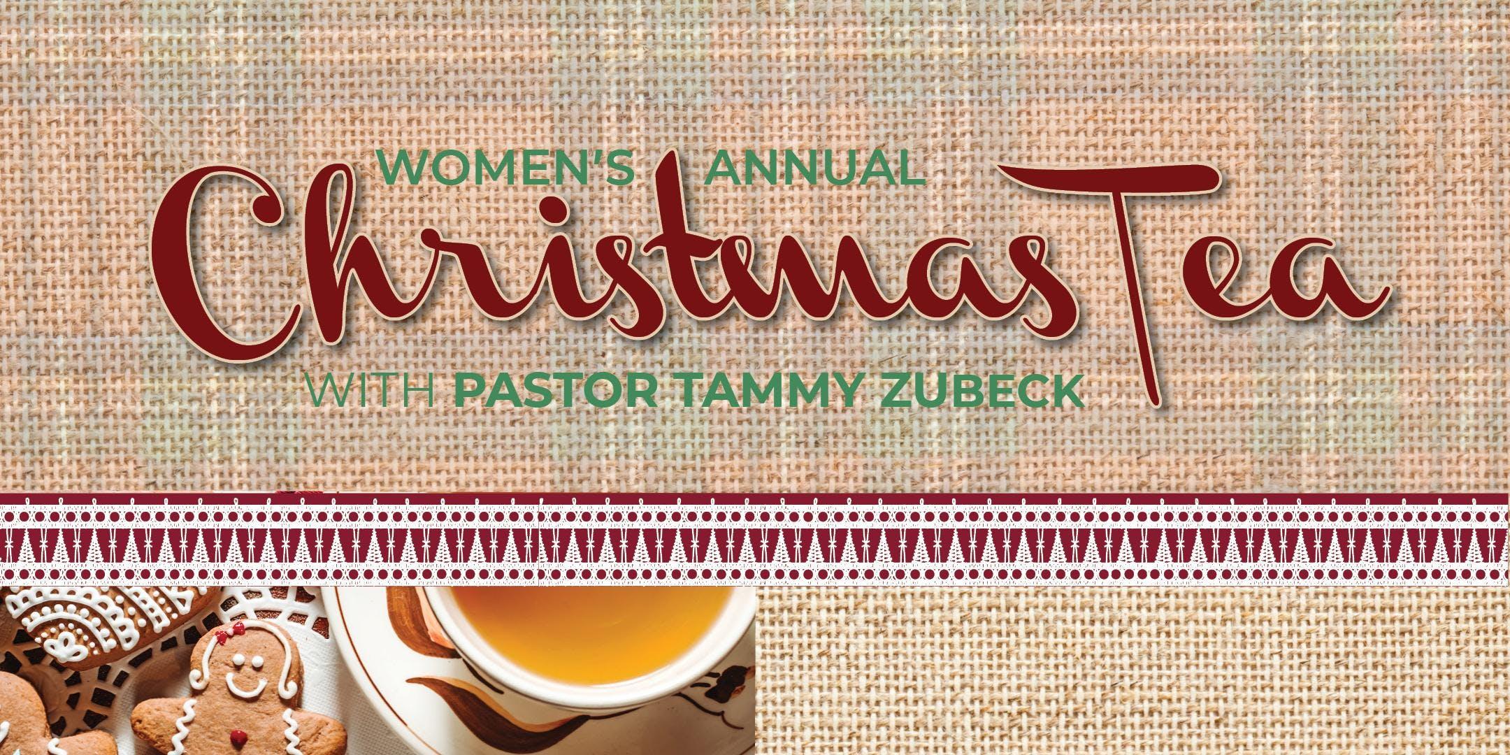 Annual Women's Christmas Tea Party