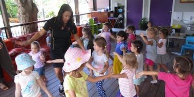 Time to Move (Aboriginal Dance)(All educators)