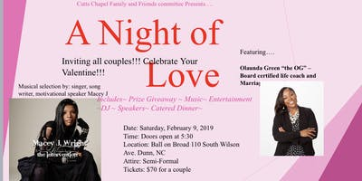 A Night of Love