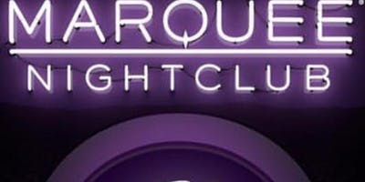 NEW YEARS EVE MARQUEE Nightclub GUEST-LIST SPECIAL