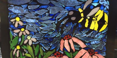 Stained Glass Mosaic Class
