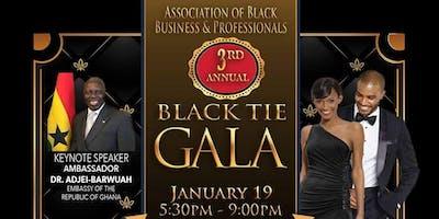 2019 ABBP Black Tie Gala
