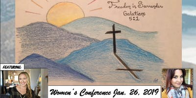 Freedom in Surrender Women\