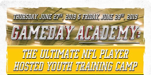 Gameday Academy: The Ultimate NFL Player Hosted Youth Training Camp