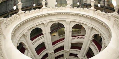 Copie de Visite guidee : Exceptionnel CIRCUIT DES BANQUES Réhabilitées à Paris : 2h30 – 7 à 8 arrêts dans des cadres prestigieux ! billets