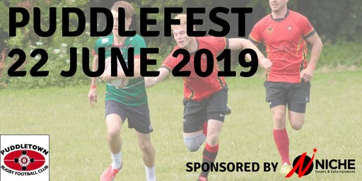 Puddlefest 2019 - Touch Rugby Tournament
