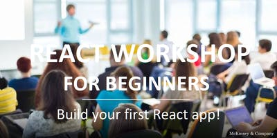 React Workshop for Beginners