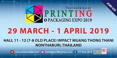 Printing & Packaging Expo 2019