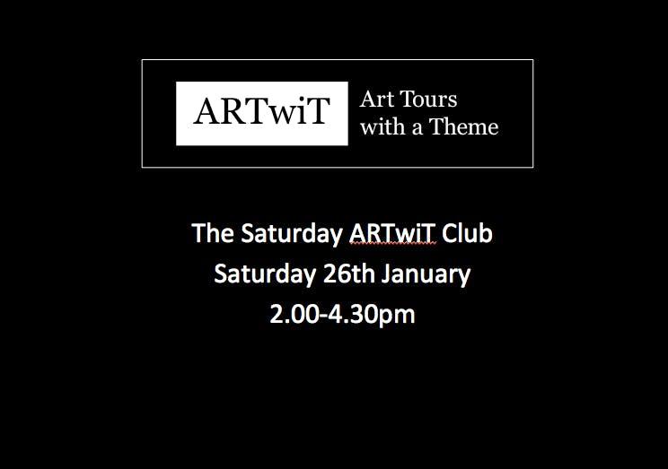 The Saturday ARTwiT Club