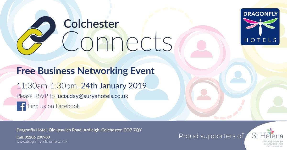 COLCHESTER CONNECTS