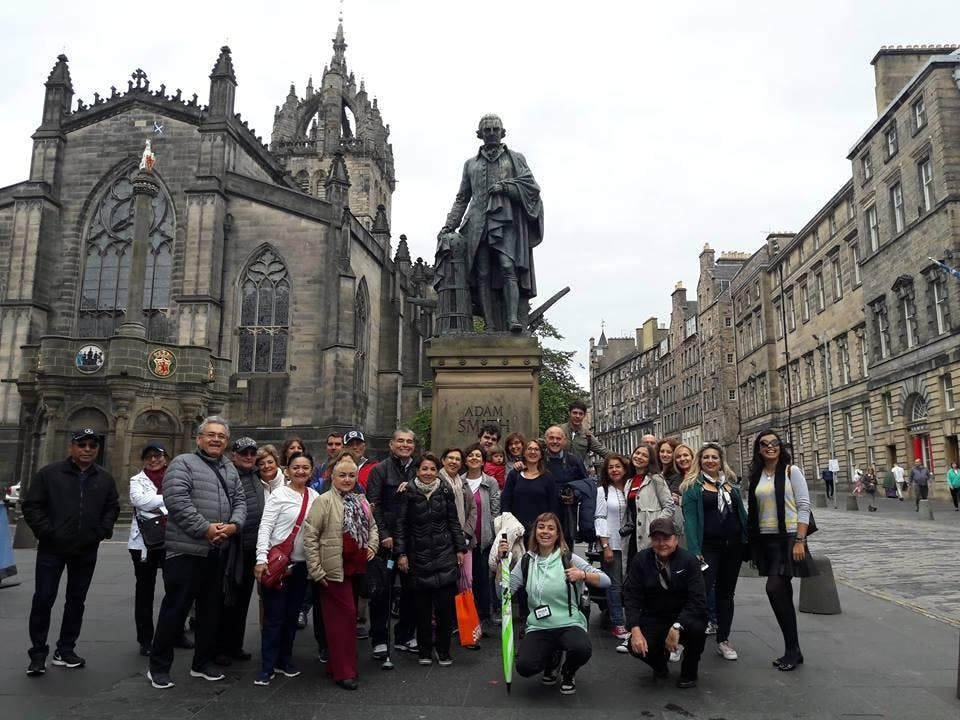 Free Walking Tour - Old Town Edinburgh