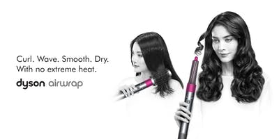 Dyson Demo, Siam Paragon  Total Look Hair Styling