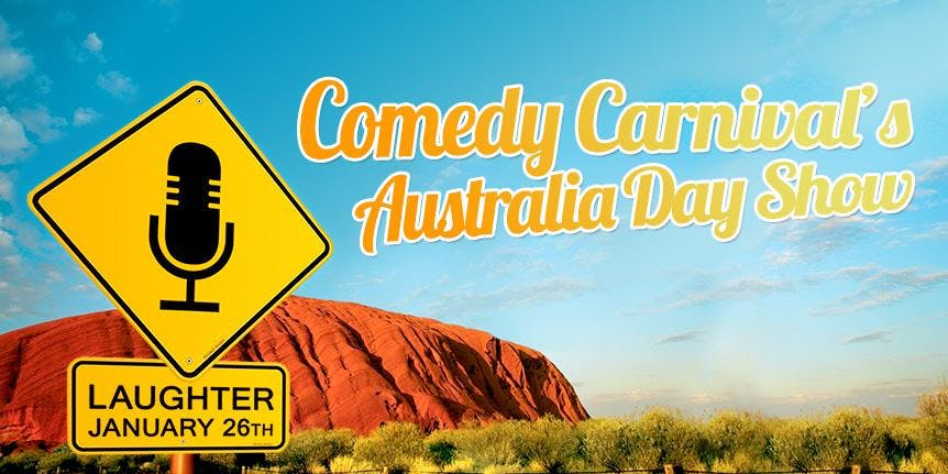 Australia Day Comedy at Bush Hall