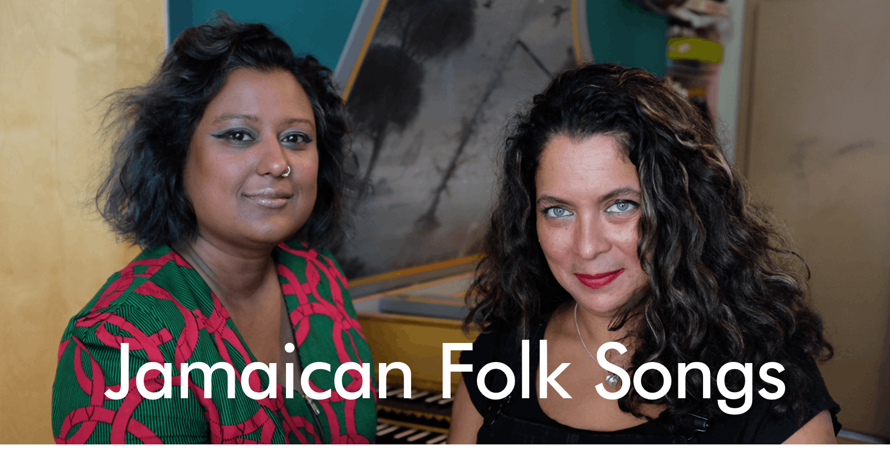 Jamaican Folk Songs
