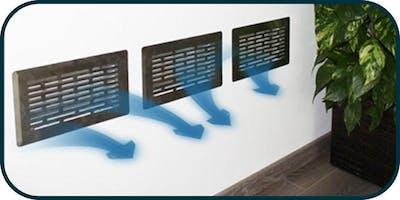 Corso VMC e deumidificazione: progettazione, installazione e regolazione