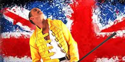 Freddie Mercury Tribute Night  - Knowle
