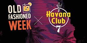 Havana Club 'Seven Heaven' Cocktail Party at Xaman