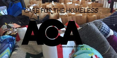 Care For The Homeless Drive - Always Choose Adventures