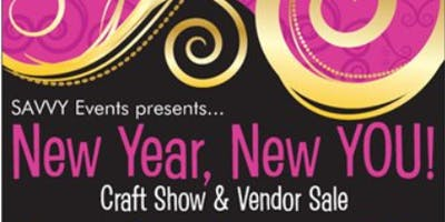 New Year; New YOU! Craft Show & Vendor Sale