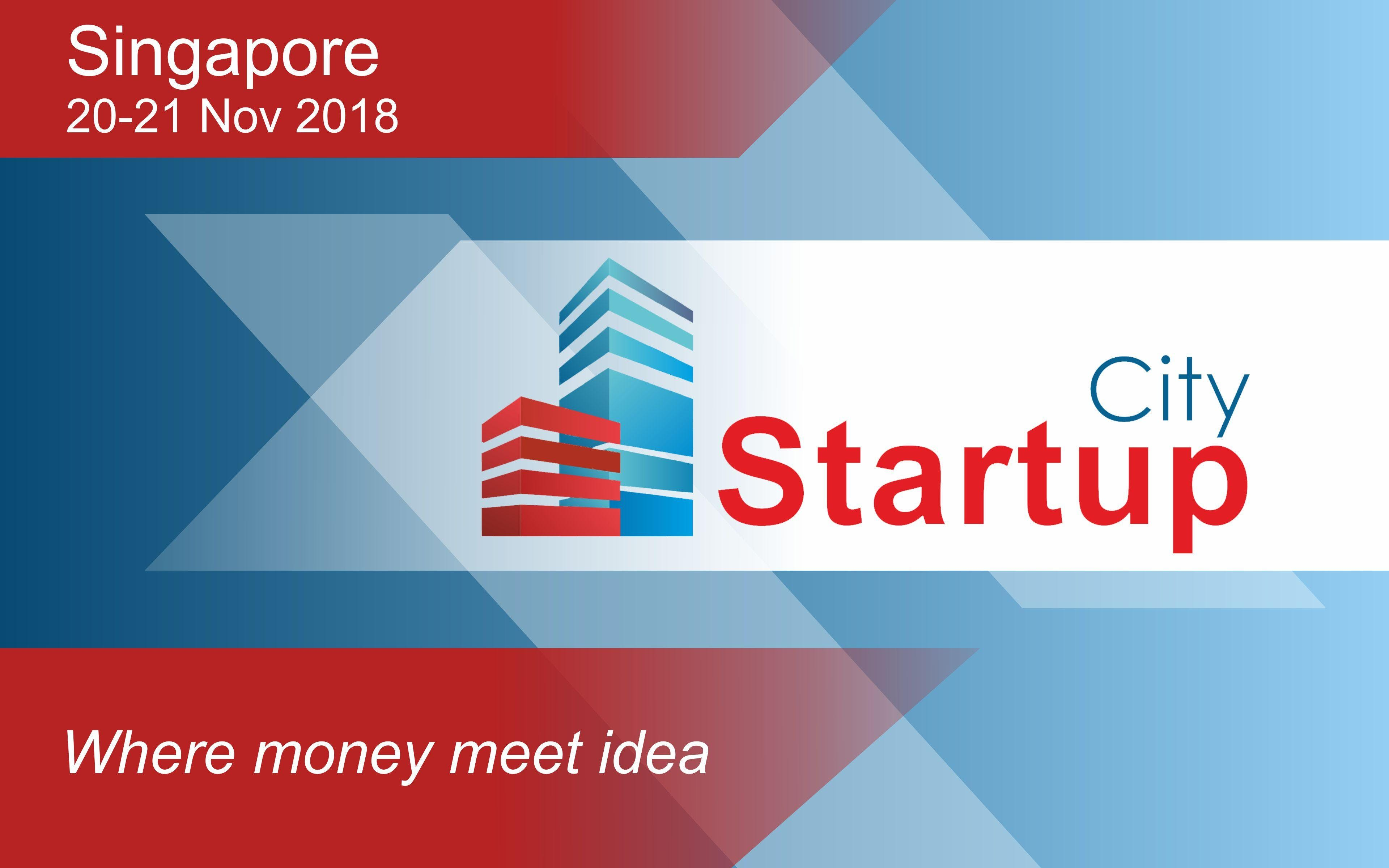 STARTUP CITY Conference