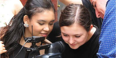 Solar Filmmaking Teen Summer Camp Session 5 *TWO Weeks!*