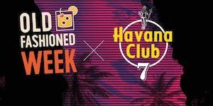 Havana Club 'Seven Heaven' Cocktail Party La Résistance