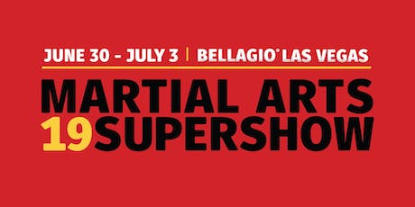 2019 Martial Arts SuperShow tickets