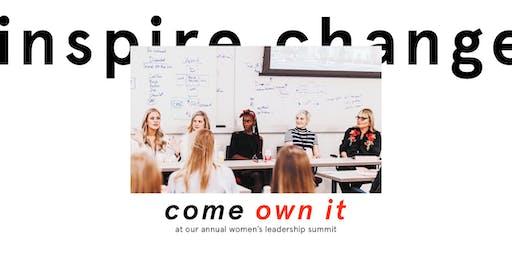 南加州大学拥有IT女性领导力峰会