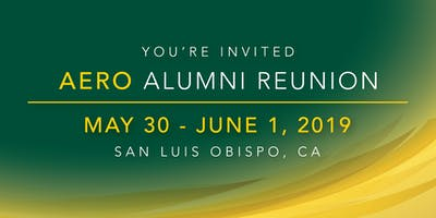 Cal Poly AERO Alumni Reunion