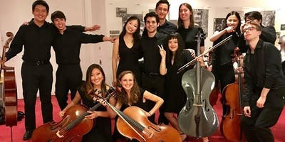Low Strung All-Cello Rock Band Concert