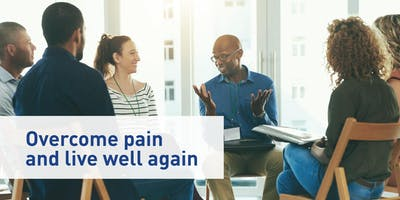 Overcome pain & live well again - pain education series