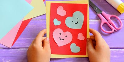 Exhibitor Registration:  Valentine's Day Family Craft Party - Calabasas Mommy #KindnessCounts Expo