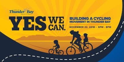 YES WE CAN. Building a Cycling Movement in Thunder Bay