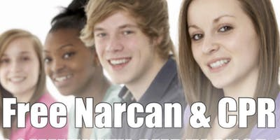 Community Narcan and CPR Training