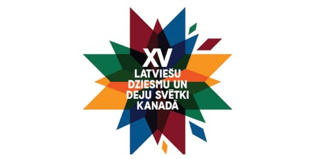 XV Latvian Festival of Song and Dance in Canada: Tour Program (old) tickets