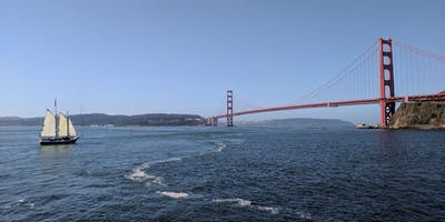 Eco-Sail to the Marin Headlands - Sunday Morning 2019