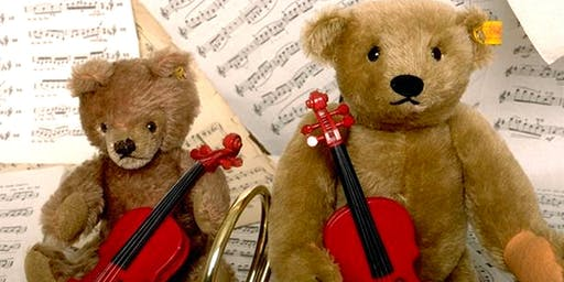 Afternoon Teddy Concert with The Kings Chamber Orchestra
