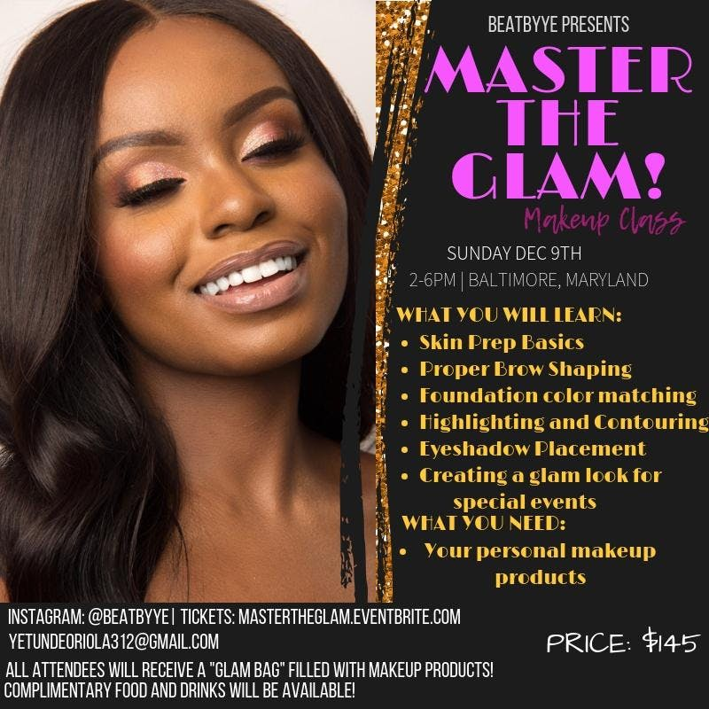 Makeup Certification Maryland