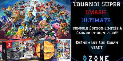Tournoi Super Smash Ultimate