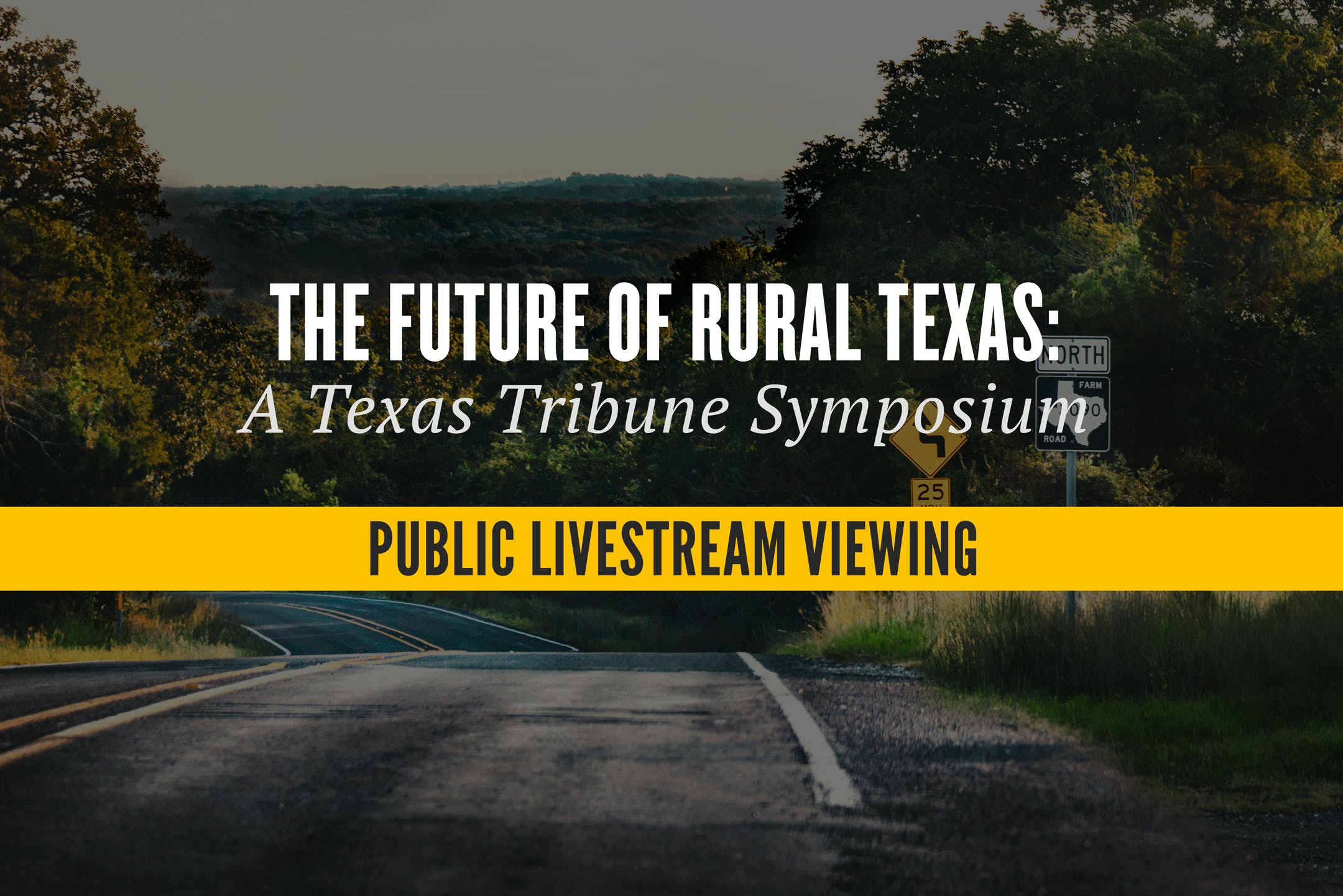 LIVESTREAM WATCH PARTY: The Future of Rural T