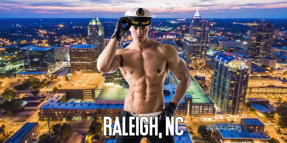 Male Strippers UNLEASHED Male Revue Raleigh NC 8-10PM